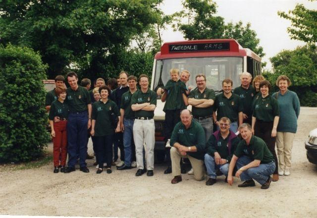 ESCC Tour 1998