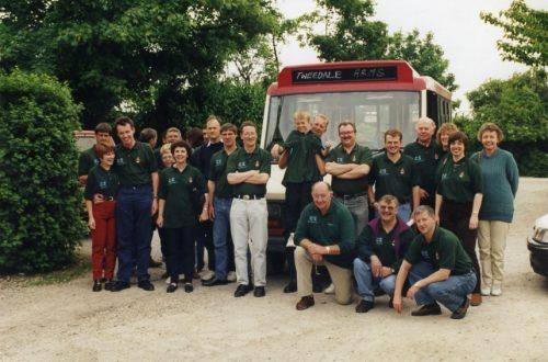1998 ESCC Tour